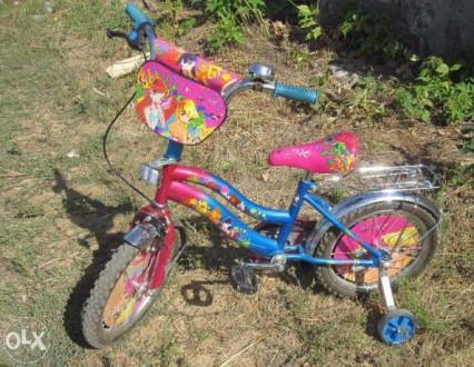 Велосипед Winx. Покровск (Красноармейск). фото 1