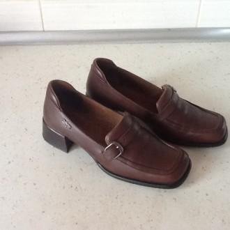 Продам туфли женские Babetto Испания/полуботинки натуральная кожа. Харьков. фото 1