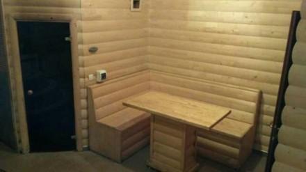 Продається сауна з гаражом в підвалі: електросауна, невеликий басейн, деревяний . ДНС, Белая Церковь, Киевская область. фото 6