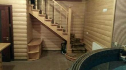 Продається сауна з гаражом в підвалі: електросауна, невеликий басейн, деревяний . ДНС, Белая Церковь, Киевская область. фото 5