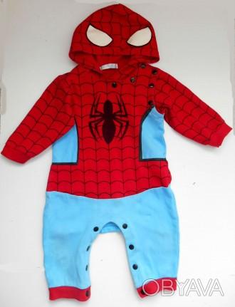 Спайдермен бодик человечек Человек паук Tolo Rabbit