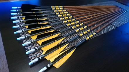 Продам стрелы для традиционного лука.. Чернигов. фото 1