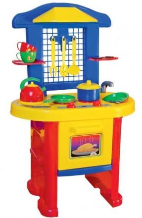 Детская кухня №3. Лозовая. фото 1