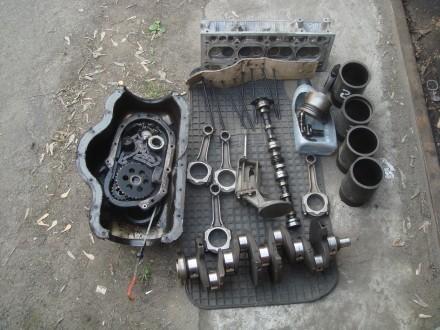 Renault двигатель ( 1.1, 1.2, 1.4 ) по запчастям.. Киев. фото 1