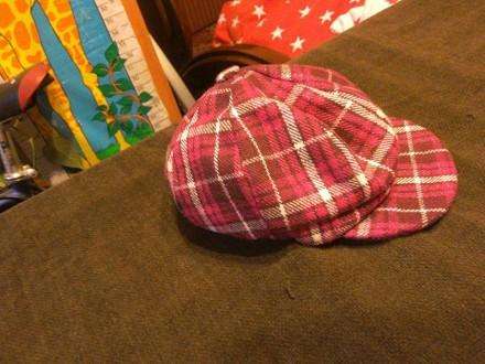 кашкет (кепка) демісезонний для дівчинки. Львов. фото 1