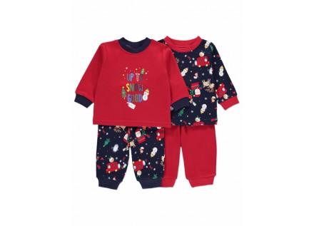 Продам набор из 2х пижамок фирмы George(Великобритания) на девочку 1,5-2 года. Бердичев. фото 1