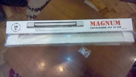Светильник мебельный Magnum PLF 20 T8 18W, 6400K (10042341). Харьков. фото 1