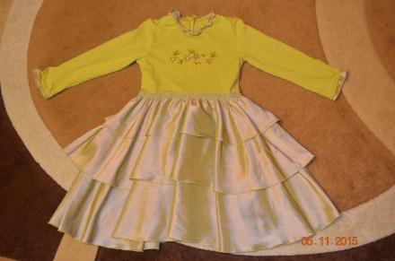Нарядное платье для модницы. Винница. фото 1