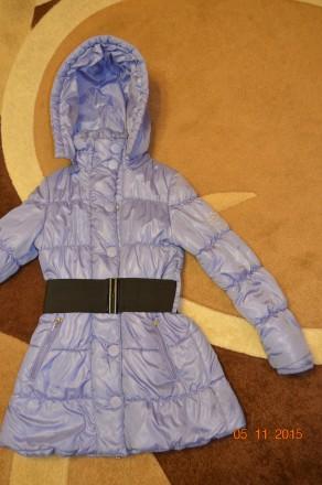 Пальто - пуховик. Винница. фото 1