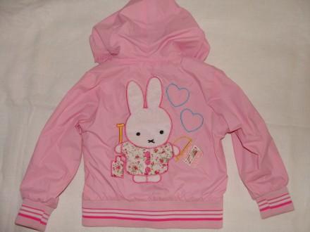 Курточка ветровка для девочки. Бердичев. фото 1