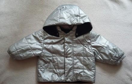 Куртка Мarks & Spenser 6-12 міс.. Тернополь. фото 1