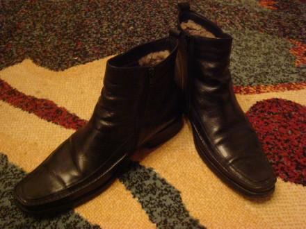 Сапоги - ботинки. Винница. фото 1