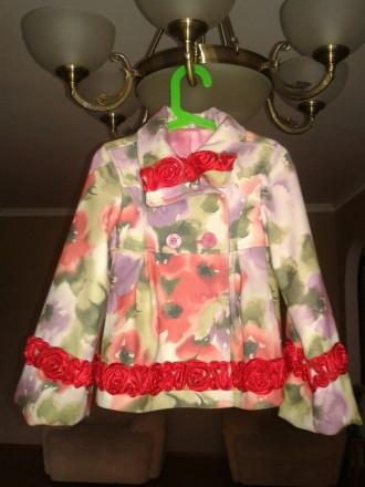 Демисезонный костюм для девочки. Чернигов. фото 1