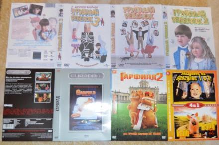ДВД диски с комедиями(б/у, отл. сост., в боксах, с цветной полиграфией, лицензио. Сумы, Сумская область. фото 3