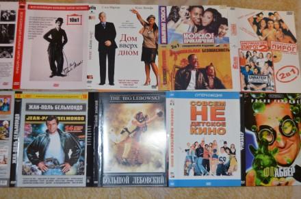 ДВД диски с комедиями(б/у, отл. сост., в боксах, с цветной полиграфией, лицензио. Сумы, Сумская область. фото 10