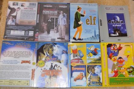 ДВД диски с комедиями(б/у, отл. сост., в боксах, с цветной полиграфией, лицензио. Сумы, Сумская область. фото 5