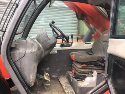 Телескопический погрузчик Manitou MT 1030 S Год выпуска - 2007 Наработка - 123. Хмельницкий, Хмельницкая область. фото 13