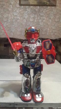 игрушка - робот трансформер. Новомосковск. фото 1