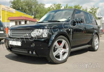 Тюнинг обвес Range Rover Vogue 2005 2006 2007 2008