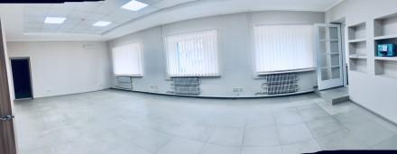 1-й этаж, 5 кабинетов, кухня, с/у+open space.Отдельный вход. Вся инфраструктура.. Дзержинский, Харьков, Харьковская область. фото 2