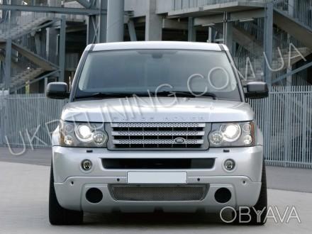 Тюнинг обвес Range Rover Sport 2005 2006 2007 2008