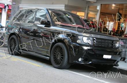 Обвес Hamann Range Rover Sport 2006 2007 2008 2009
