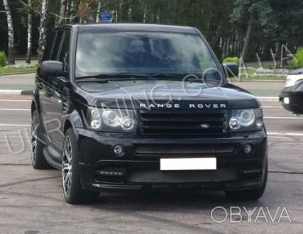 Губа Range Rover Sport 2005 2006 2007 2008
