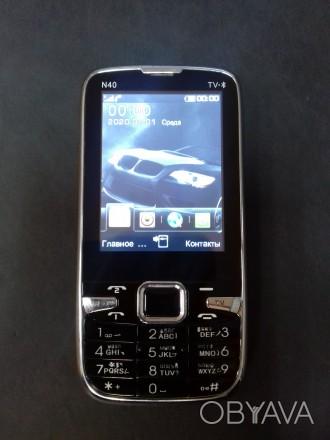 Donod Keepon N40 - простой телефон исключительно для работы от легендарной фабри. Днепр, Днепропетровская область. фото 1