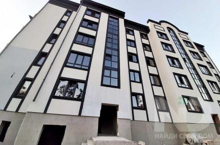 Общая площадь: 57,9 м2; Жилая площадь: 28 м2; Площадь кухни: 17,3м2; Этаж/этажно. Ирпень, Киевская область. фото 3