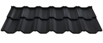 Металлочерепица – это тонкий лист металла, из которого методом холодной штамповк. Славянск, Донецкая область. фото 8