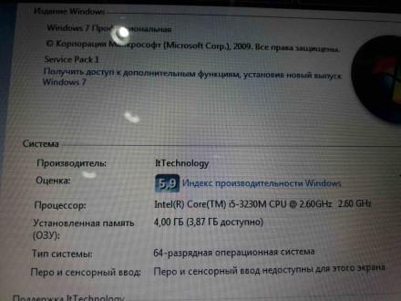 Продам ноутбук  Lenovo IdeaPad G580 доставка НП - бесплатно оплата - наложенны. Харьков, Харьковская область. фото 6