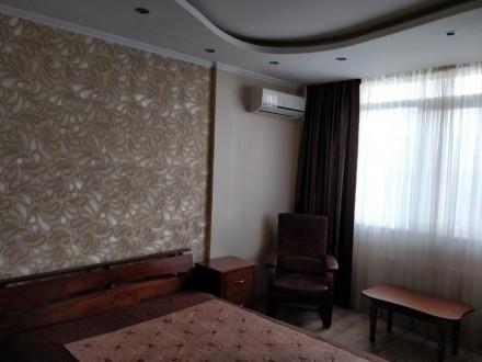 Нов. дом в районе Малиновского базара.. Совремнна квартира. Большая кухня с барн. Малиновский, Одесса, Одесская область. фото 8