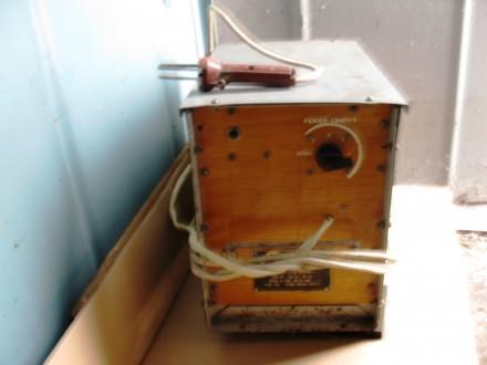 Недорого продам мощный сварочный аппарат индивидуального изготовления, пригодный. Днепр, Днепропетровская область. фото 3
