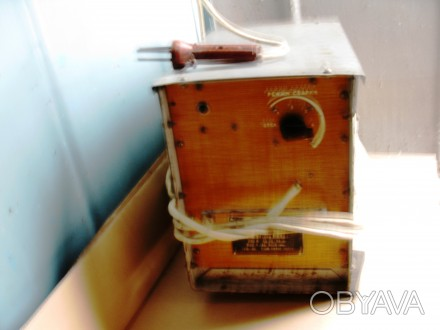 Недорого продам мощный сварочный аппарат индивидуального изготовления, пригодный. Днепр, Днепропетровская область. фото 1