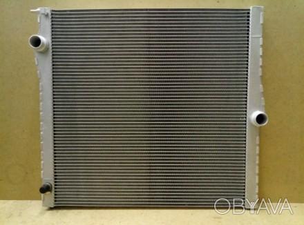 BMW X5 E70 (07-) X5 30si радиатор охлаждения 60825 = 205108-1 пр-во Polcar Polan. Киев, Киевская область. фото 1