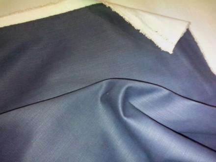 1.Ткань полушерсть (костюмно-пальтовая деми), цвет коричнево-болотный., по лицу . Чернигов, Черниговская область. фото 7