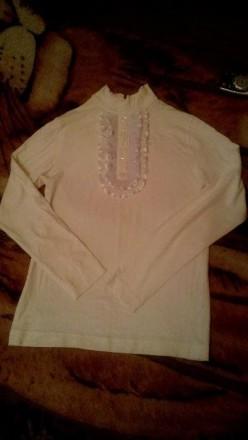 Блуза для девочки. Харьков. фото 1