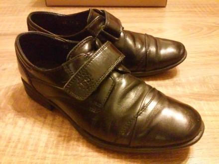 Туфли школьные для мальчика TM FS collection (Украина). Киев. фото 1