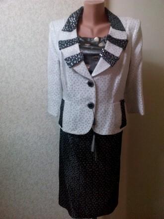 продам новый женский костюм. Бровары. фото 1
