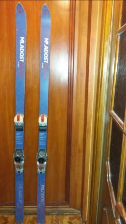Горные лыжи MLADOST. Львов. фото 1