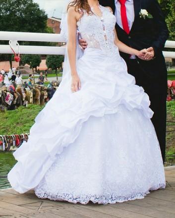 Свадебное платье. Харьков. фото 1