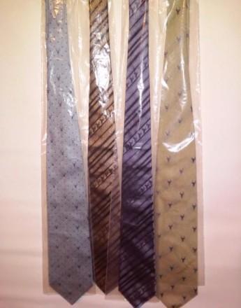 Новые галстуки мужские