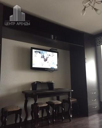 Сдам 1-комнатную квартиру с евроремонтом в Лузановке до июля. Современная, 2 див. Поселок Котовского, Одесса, Одесская область. фото 3