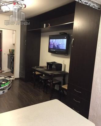 Сдам 1-комнатную квартиру с евроремонтом в Лузановке до июля. Современная, 2 див. Поселок Котовского, Одесса, Одесская область. фото 2