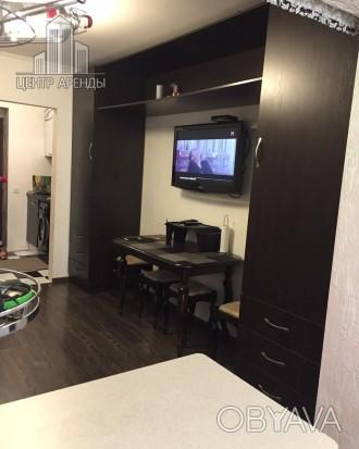 Сдам 1-комнатную квартиру с евроремонтом в Лузановке до июля. Современная, 2 див. Поселок Котовского, Одесса, Одесская область. фото 1
