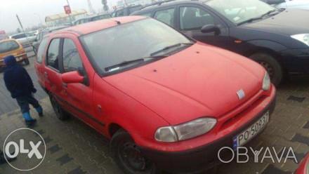 Продам б\у запчасті Fiat Palio з 1998-2004, мотор 1.2 1.6 бензин. Хороші ціни, Є. Ковель, Волынская область. фото 1