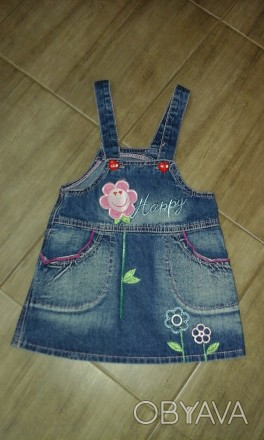 Сарафан Gloria Jeans для девочки возрастом 1-2 года