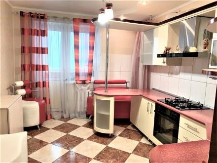 Здам у довгострокову оренду стильну 2-кімнатну квартиру в центральній частині м. Буча, Буча, Киевская область. фото 3