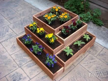Оригинальное решение для ваших цветов и растений. Многократное увеличение площа. Одесса, Одесская область. фото 1