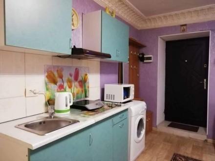 Сдам 1 комнатную квартиру Малая Арнаутская  комната 16 м , встроенная  кухня 9м,. Приморский, Одесса, Одесская область. фото 5